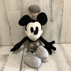 Disney Steamboat Willie Plush